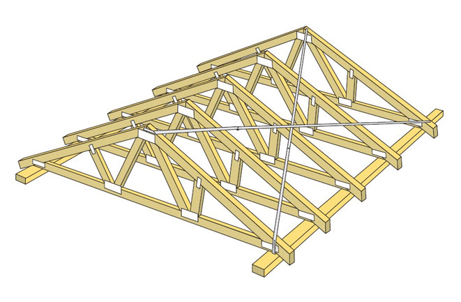 About us buildable layouts for Truss layout plan